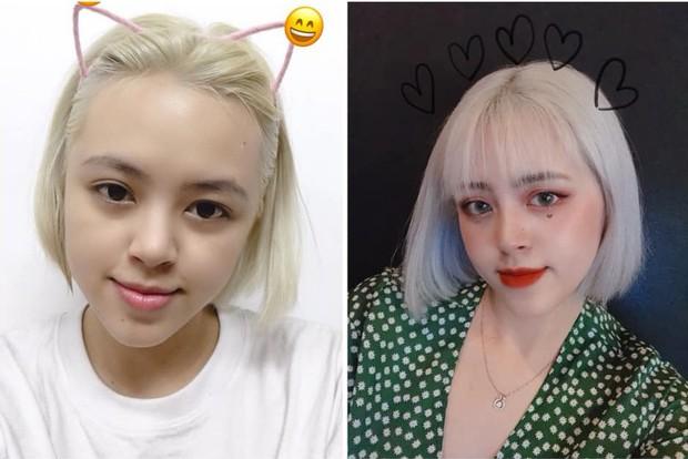 Sự khác biệt trước và sau khi trang điểm của chị em: Ai bảo không thể đổi trắng thay đen thì bước ra đây! - Ảnh 3.