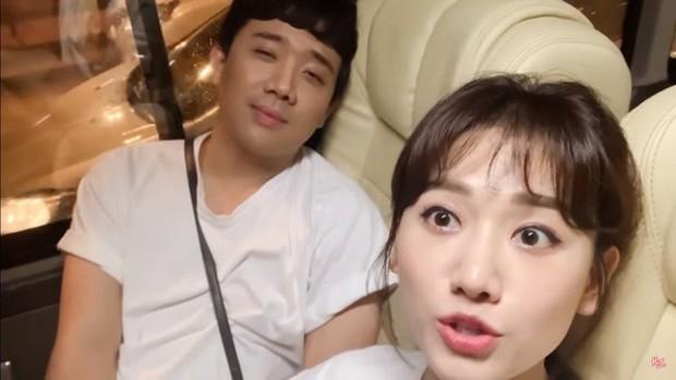 """Không kịp nghỉ ngơi đã vội vã theo Trấn Thành đi Thái Lan, Hari Won làm netizen """"cười bò"""" khi tiết lộ lý do thật sự! - Ảnh 2."""