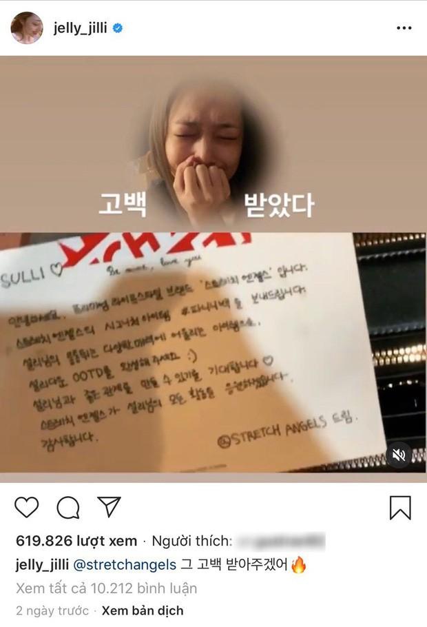 Choi Sulli: Nàng hoa lê tuyết được Lee So Man cưng chiều nhưng làm gì, yêu ai cũng chẳng bao giờ vừa mắt netizen Hàn - Ảnh 16.