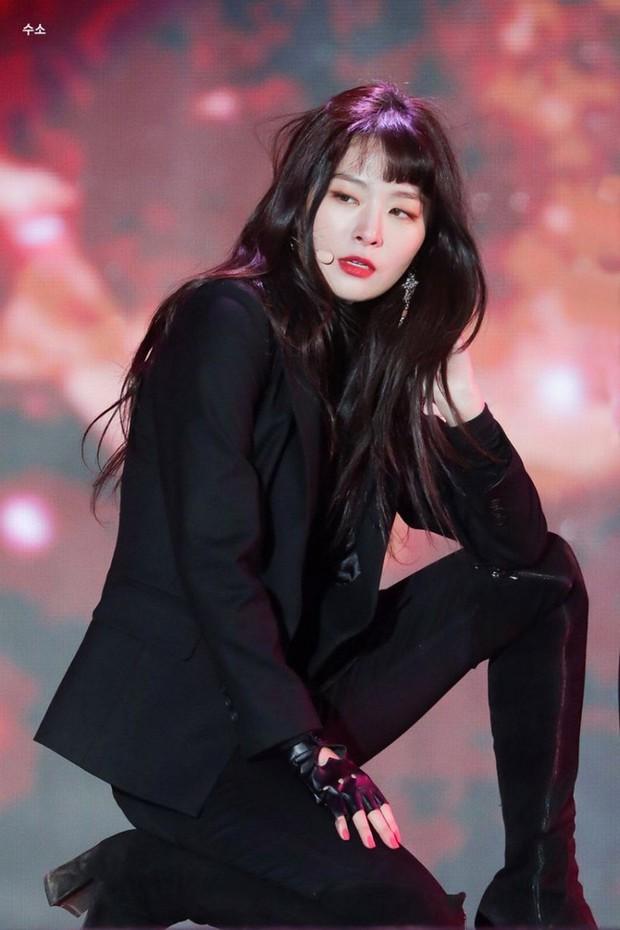 """Hát hay lại còn nhảy đỉnh, Rosé (BLACKPINK) hay Seulgi (Red Velvet) xứng danh hơn ngôi vị nữ idol """"giỏi toàn diện"""" của KPOP? - Ảnh 3."""