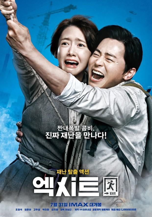 Cuối Tuần Xem Gì: Yêu YoonA, mê anh trai hài hước Jo Jung Suk thì xem liền Exit - Ảnh 1.