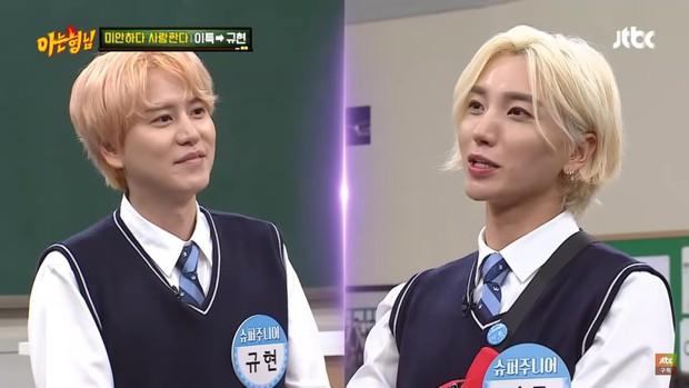 Nhuộm tóc sáng màu, Super Junior bị netizen cà khịa: Trông như mấy ông thần tượng nhà quê - Ảnh 2.