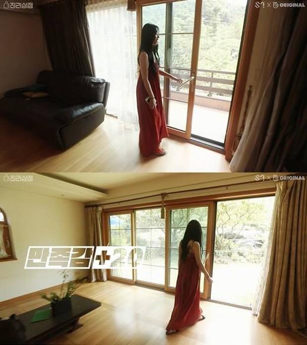 Những hình ảnh Sulli trong căn nhà nơi cô chọn cách kết thúc cuộc đời bằng cách tự tử khiến ai cũng xót xa - Ảnh 4.