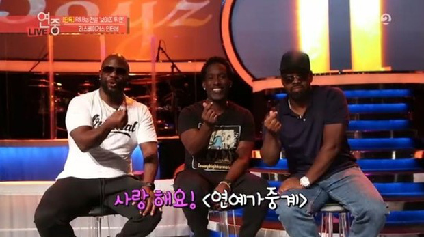 Thành viên Boyz II Men thừa nhận mình là fan của BTS! - Ảnh 4.