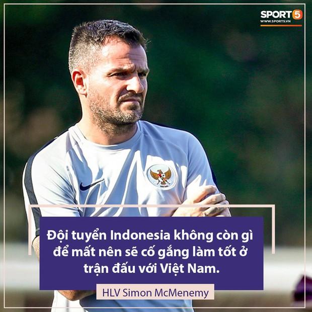 HLV Indonesia khẳng định đội nhà có thành tích đối đầu tốt trước Việt Nam nhờ may mắn - Ảnh 1.