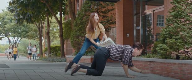 Gu bạn gái mặn của Ji Chang Wook: Ăn nhiều hay tóc bết đều được, nhưng thích đánh người là chào thân ái! - Ảnh 8.