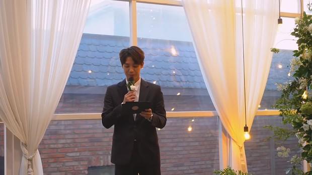 Hôn lễ cặp đôi cưới sau 700 ngày yêu: Lung linh, cô dâu lộng lẫy, Taecyeon (2PM) cùng dàn nam thần MBLAQ đến chung vui - Ảnh 5.