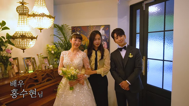 Hôn lễ cặp đôi cưới sau 700 ngày yêu: Lung linh, cô dâu lộng lẫy, Taecyeon (2PM) cùng dàn nam thần MBLAQ đến chung vui - Ảnh 14.