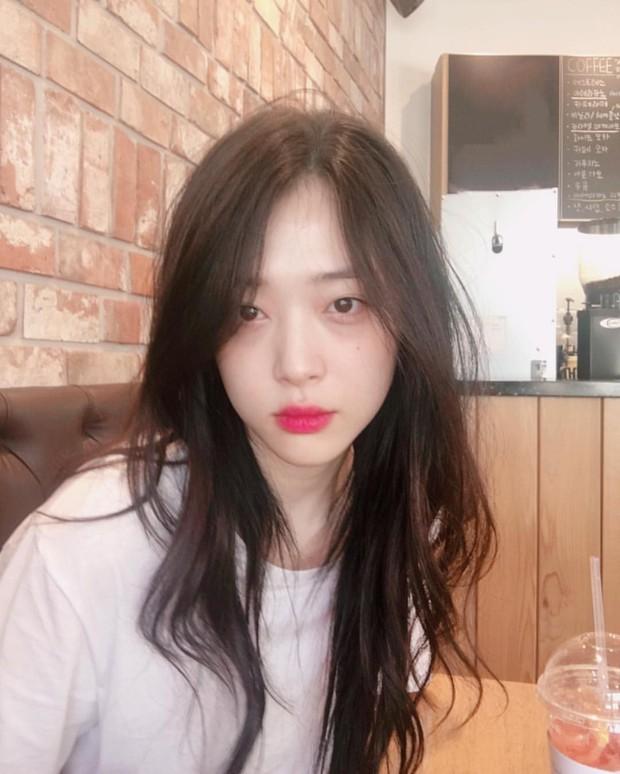 SM Entertainment chính thức xác nhận Sulli qua đời: Sulli đã rời bỏ chúng tôi - Ảnh 1.