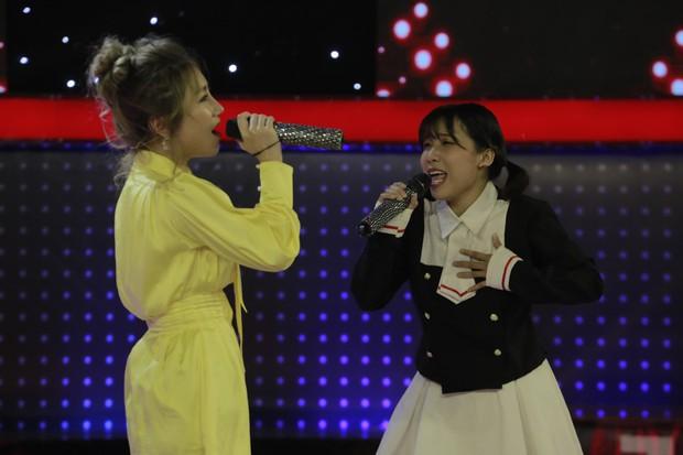 Thánh nữ Kimochi gây tranh cãi khi cố tình hát dở ở Giọng ải giọng ai - Ảnh 4.
