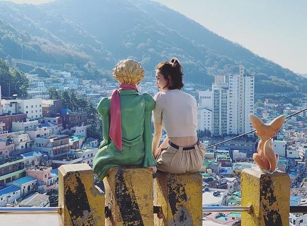 """Khi Ngọc Trinh làm vlog du lịch: đưa cả ekip hùng hậu sang Hàn Quốc, nhưng quay """"mòng mòng"""" 80 lần không đọc được tên địa danh - Ảnh 3."""