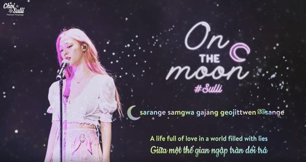 Nghe lại các ca khúc của Sulli, từ cách viết lời cho đến MV đều chứa đựng những cảm xúc tiêu cực đến tột cùng - Ảnh 5.