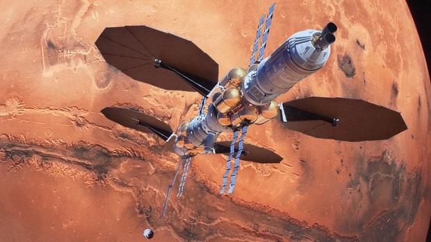 Cựu chuyên gia NASA khẳng định: Chúng ta đã tìm được bằng chứng về sự sống trên sao Hỏa - Ảnh 1.