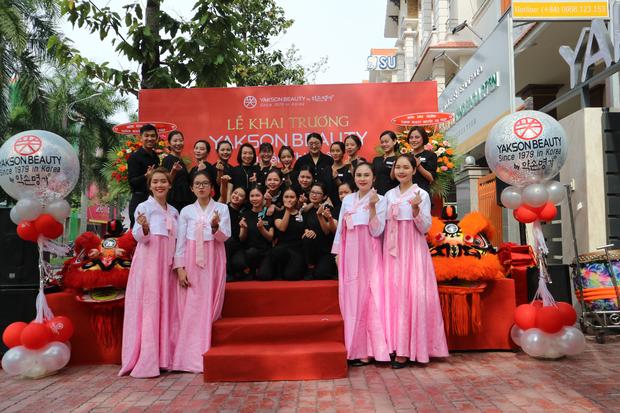 Yakson Beauty tưng bừng khai trương chi nhánh thứ 10 tại Quận 7, Hồ Chí Minh - Ảnh 3.