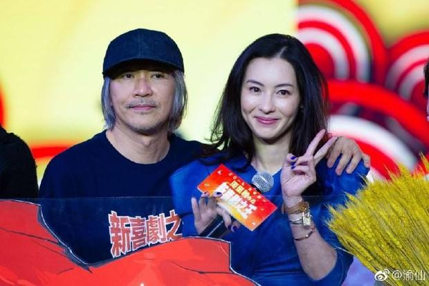 Châu Tinh Trì tuyên bố di chúc, toàn bộ gia sản để lại cho con trai thứ 3 mới 1 tuổi của Trương Bá Chi? - Ảnh 2.