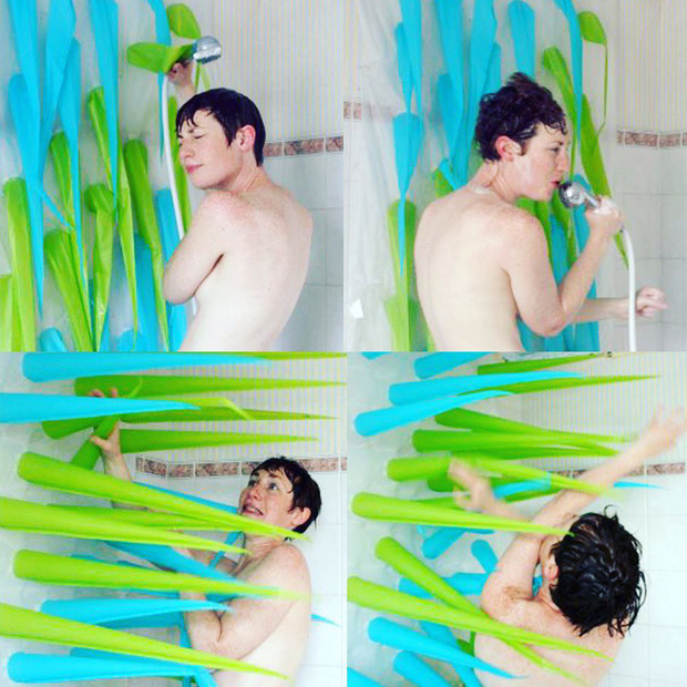Nếu biết mỗi phút tắm mình đốt hết bao nhiêu lít nước, bạn sẽ thấy phát minh kỳ dị này có ý nghĩa đến nhường nào - Ảnh 1.
