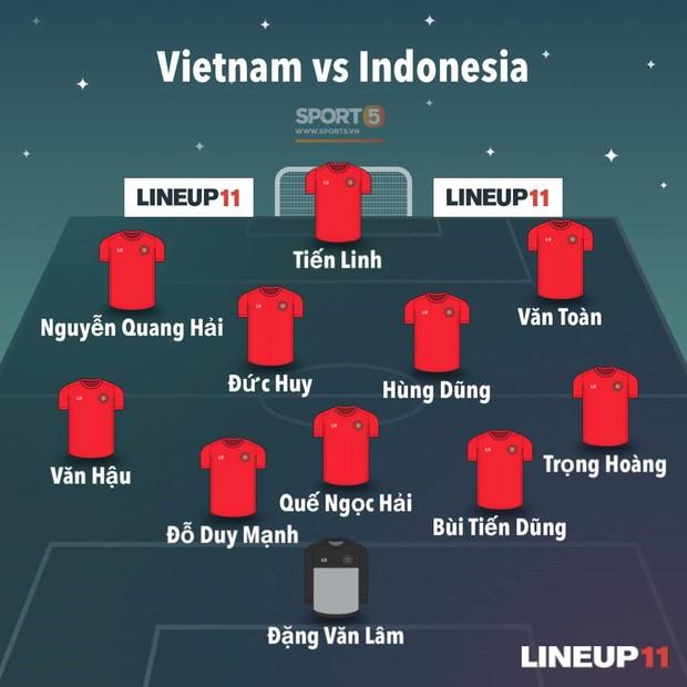 Indonesia 1-3 Việt Nam: Giành chiến thắng thuyết phục ngay trên sân đối phương, thầy trò HLV Park Hang-seo tiếp tục bay cao tại vòng loại World Cup - Ảnh 4.