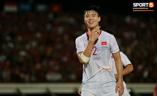 Indonesia 1-3 Việt Nam: Giành chiến thắng thuyết phục ngay trên sân đối phương, thầy trò HLV Park Hang-seo tiếp tục bay cao tại vòng loại World Cup - Ảnh 1.