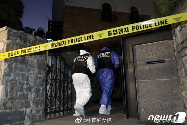 Cảnh sát xác nhận đang khám nghiệm tử thi của Sulli sau khi được gia đình chấp thuận - Ảnh 1.
