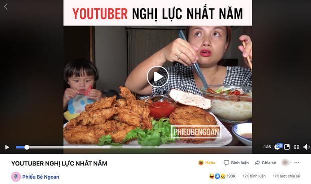 """Giữa lúc Bà Tân Vlog lao đao, có một YouTuber ẩm thực khác đang """"lên như diều gặp gió"""" với hơn 1,2 triệu subscribers - Ảnh 11."""