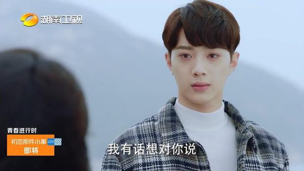 A Little Thing Called First Love bản Trung tung teaser tiểu đường: Chưa đầy một phút Lai Kuan Lin ôm nữ chính 800 lần? - Ảnh 6.