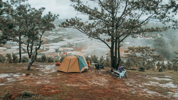 Rủ crush lên Đà Lạt cắm trại qua đêm trên đỉnh đồi, trải nghiệm hoàn toàn xứng đáng mà tuổi trẻ nhất định phải thử! - Ảnh 19.