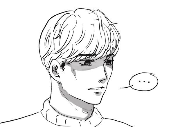 Truyện tranh về Jonghyun và Sulli - 2 idol gặp nhau ở 1 thế giới khác: Em đã vất vả nhiều rồi, ở đây tóc tai màu gì cũng được - Ảnh 6.