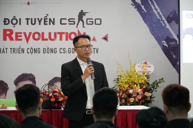 GameTV chính thức sở hữu đội tuyển CS:GO Revolution - Ảnh 4.