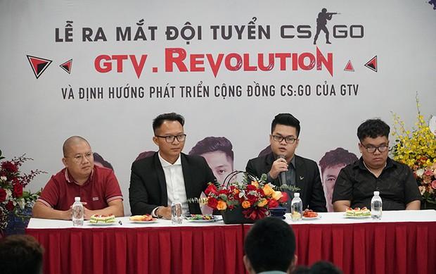 GameTV chính thức sở hữu đội tuyển CS:GO Revolution - Ảnh 1.