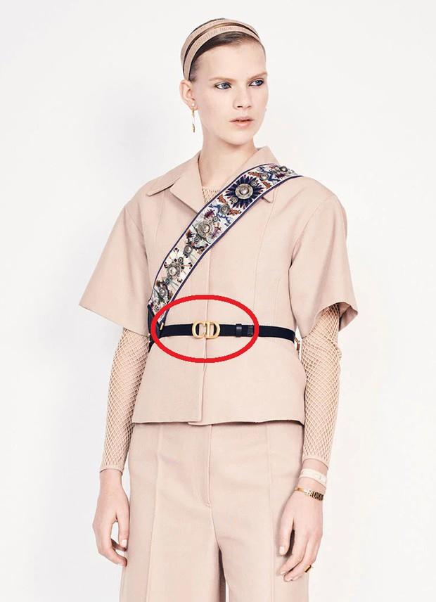 Đường đường là đại sứ Dior mà Angela Baby lại đeo ngược thắt lưng đến chính sự kiện của hãng, phải chăng đây là trào lưu mới? - Ảnh 3.