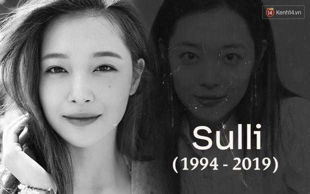 Nghe lại các ca khúc của Sulli, từ cách viết lời cho đến MV đều chứa đựng những cảm xúc tiêu cực đến tột cùng - Ảnh 1.