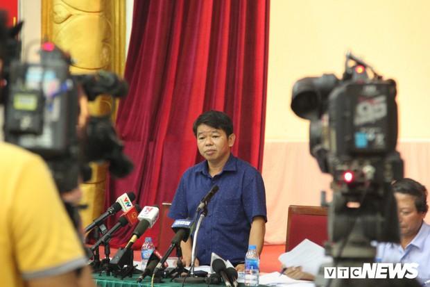 Nước nhiễm dầu thải: TGĐ Công ty nước sạch sông Đà miễn cưỡng xin lỗi, nói dân thông cảm - Ảnh 1.