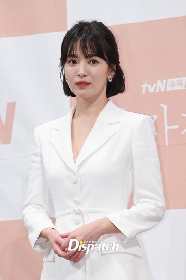 Song Hye Kyo khởi kiện 15 blogger, 1 trong số đó tung tin ly hôn Song Joong Ki vì được đại gia Trung Quốc bao nuôi - Ảnh 1.