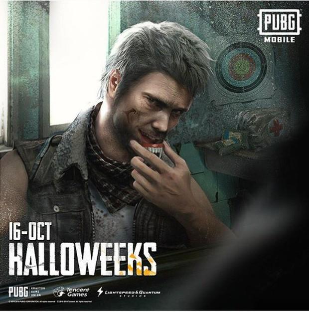 PUBG Mobile: Halloween đến gần, trải nghiệm ngay cảm giác ma quái trong sự kiện Halloweek - Ảnh 1.