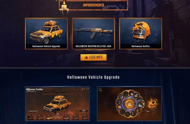 PUBG Mobile: Halloween đến gần, trải nghiệm ngay cảm giác ma quái trong sự kiện Halloweek - Ảnh 2.
