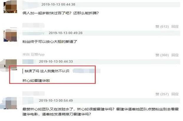 Chỉ với hai từ, Lâm Tâm Như đã làm rõ tin đồn ly hôn Hoắc Kiến Hoa - Ảnh 4.