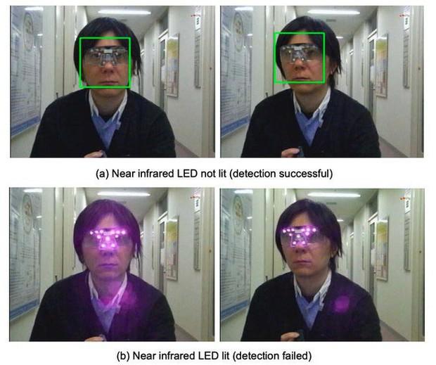 Muôn hình vạn trạng kiểu thời trang kinh dị nhằm đánh lừa camera nhận diện gương mặt trên phố - Ảnh 6.