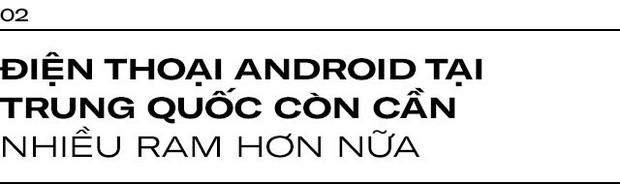 Vì sao iPhone có ít RAM hơn 90% máy Android mà vẫn chạy mượt mà hơn? Và tại sao điện thoại Trung Quốc cần cực kỳ nhiều RAM? - Ảnh 6.