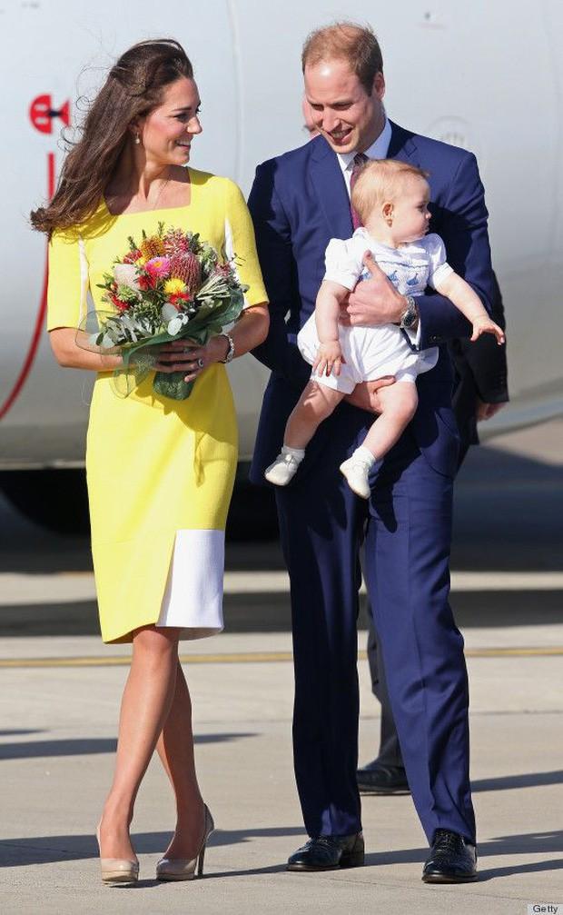 Kate Middleton gợi nhớ đến Công nương Diana khi diện mẫu đầm truyền thống của Pakistan - Ảnh 10.