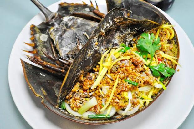Vẫn biết đi chơi là chính, ăn là chủ yếu nhưng hãy cẩn thận với mấy món ăn kinh dị có thể gây chết người này ở Thái Lan - Ảnh 6.