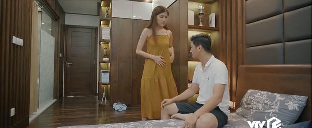 Preview Hoa Hồng Trên Ngực Trái tập 22: Bé Bống bóc phốt cái bầu Trà tiểu tam khiến Thái ngỡ ngàng! - Ảnh 8.