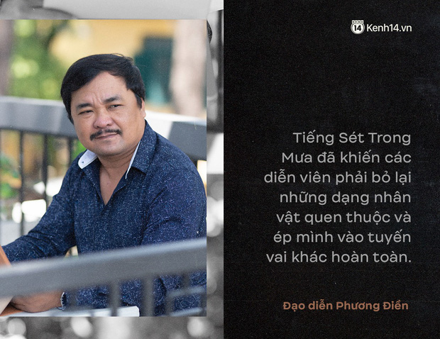 """Đạo diễn Nguyễn Phương Điền: Tôi không lăng xê hai chữ """"loạn luân"""", Tiếng Sét Trong Mưa dừng lại giữa ranh giới phản cảm và bi kịch - Ảnh 9."""