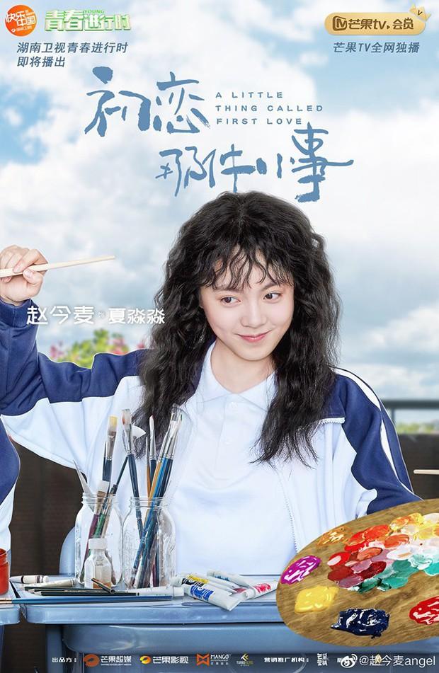 Dàn diễn viên Tình Đầu Ngây Ngô: Lai Kuan Lin nhan sắc cực phẩm chưa chắc đọ lại dàn kép phụ điển trai? - Ảnh 6.