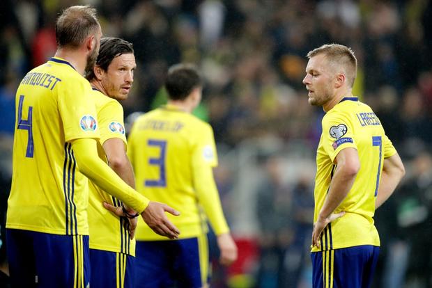 Nhờ khoảnh khắc tỏa sáng này ở phút bù giờ, tuyển Tây Ban Nha thoát thua và chính thức có mặt ở VCK Euro 2020 nhưng fan MU lại lo ngay ngáy - Ảnh 8.