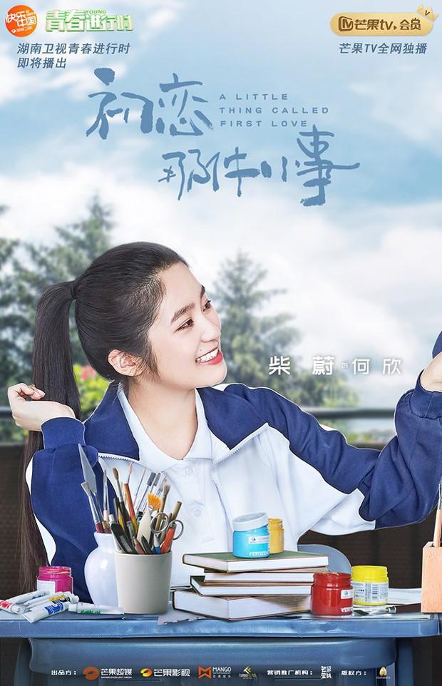 Dàn diễn viên Tình Đầu Ngây Ngô: Lai Kuan Lin nhan sắc cực phẩm chưa chắc đọ lại dàn kép phụ điển trai? - Ảnh 8.
