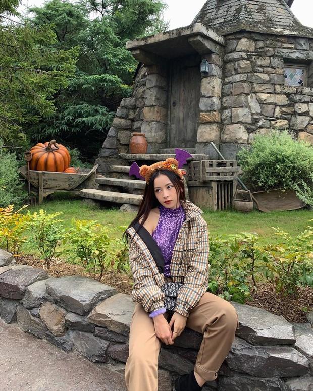 """Fan giật mình tưởng Chi Pu quay lại Nhật Bản sau siêu bão, hoá ra chỉ là cô nàng đã áp dụng """"thói quen sống ảo"""" này - Ảnh 6."""