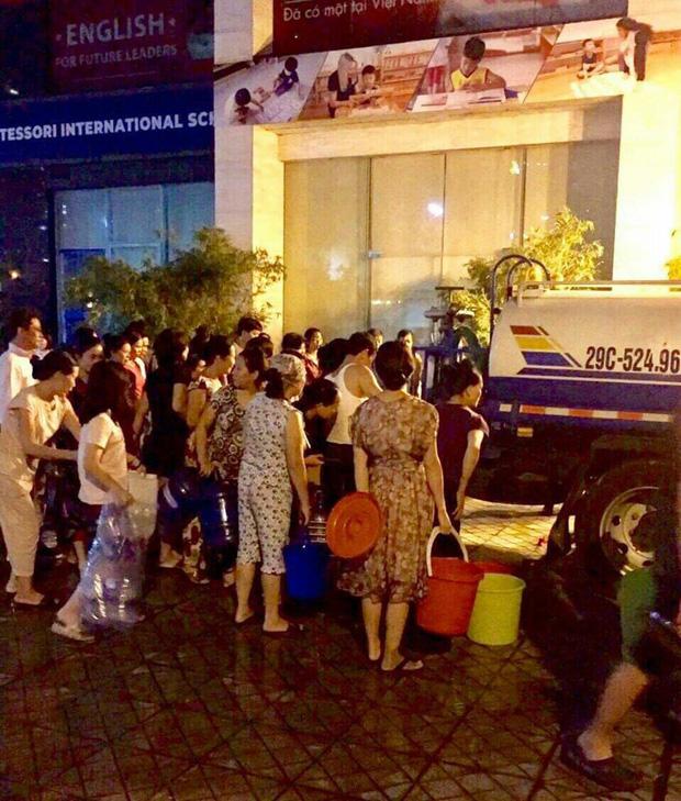 Công ty Nước sạch Hà Nội nhận trên 2.000 cuộc gọi đề nghị xin hỗ trợ cấp nước - Ảnh 3.
