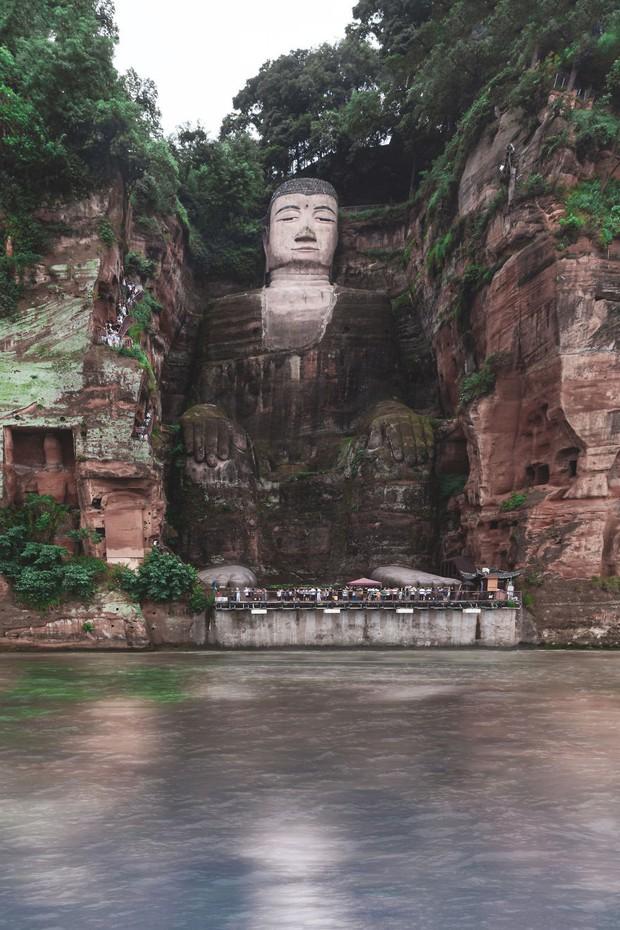Nhìn loạt ảnh đẹp lộng lẫy của những ngôi đền châu Á này, dân mạng phải tự hỏi: Có thật ngoài đời ư? - Ảnh 13.