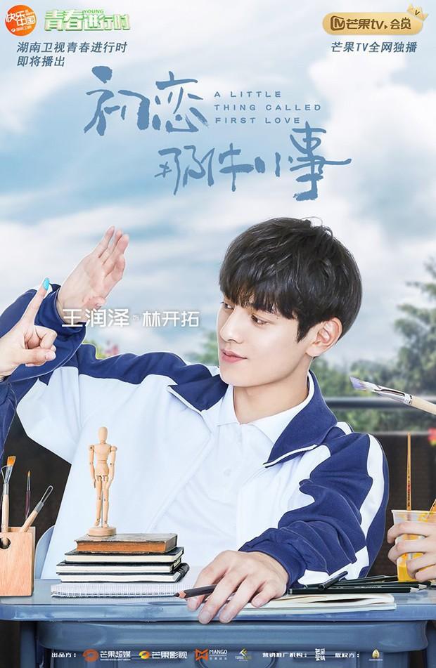 Dàn diễn viên Tình Đầu Ngây Ngô: Lai Kuan Lin nhan sắc cực phẩm chưa chắc đọ lại dàn kép phụ điển trai? - Ảnh 10.
