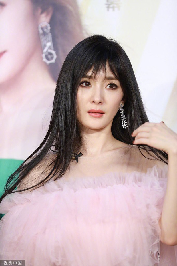 Yang Mi has just changed a new hairstyle that has caused controversy: So bad that fans are angry, accusing the company of leaving chickens to lay golden eggs? - Picture 1.